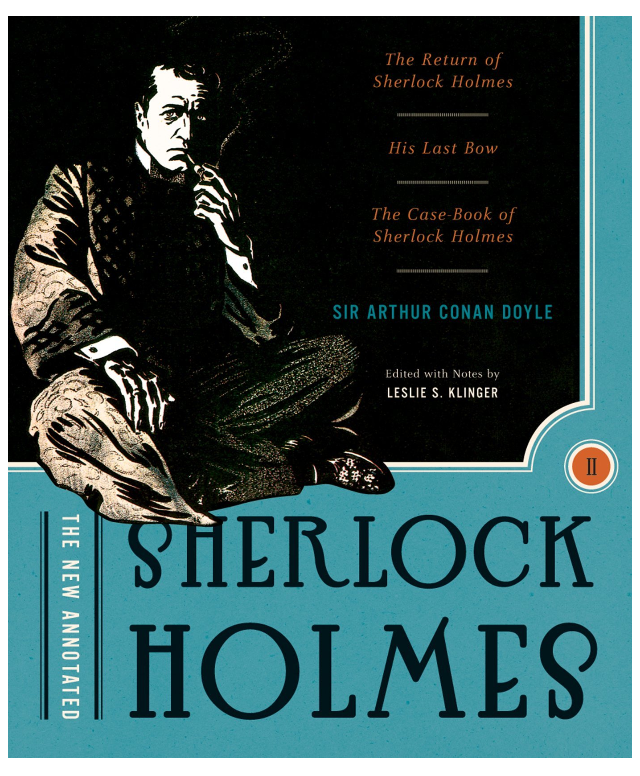 New Annotated Sherlock Holmes - Klinger - Kindle Edition