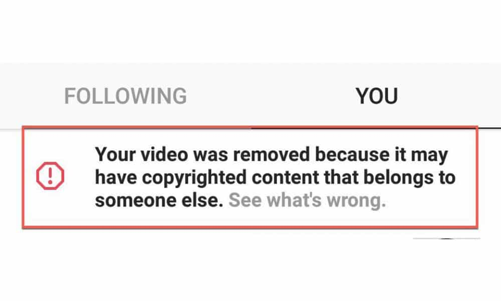 Copyright-Affected-Videos
